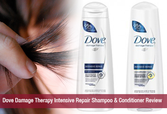 Dove Damage Therapy Intensive Repair Shampoo & Conditioner Review