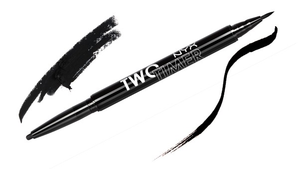 NYX Double Ended Pencil and Eyeliner