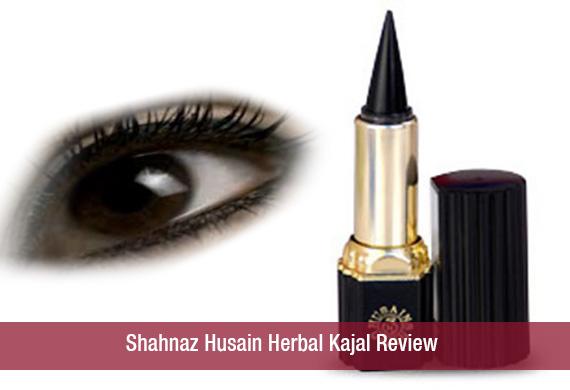 Shahnaz Husain Herbal Kajal Review