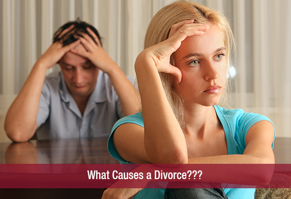 What Causes a Divorce???