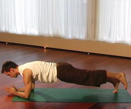 Plank-Pose