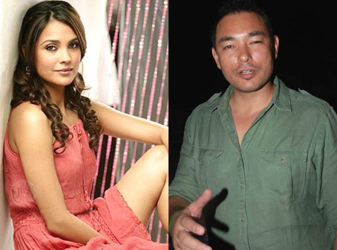 KELLY DORJEE AND LARA DUTTA2