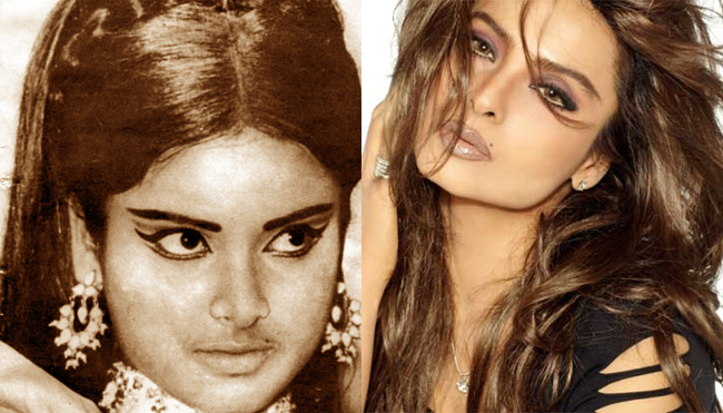 rekha from duckling to chic