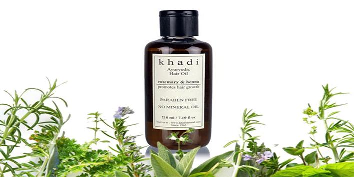 Khadi-Ayurvedic-Hair-Growth-Oil--Rosemary-&-Henna-Hair-oil