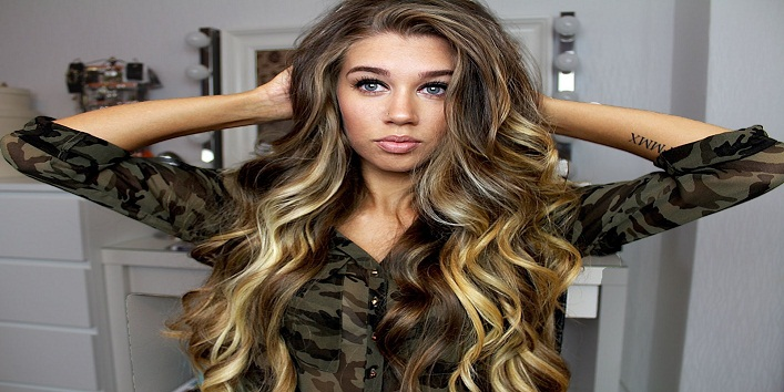 hairstyles for indo-western Outfits8