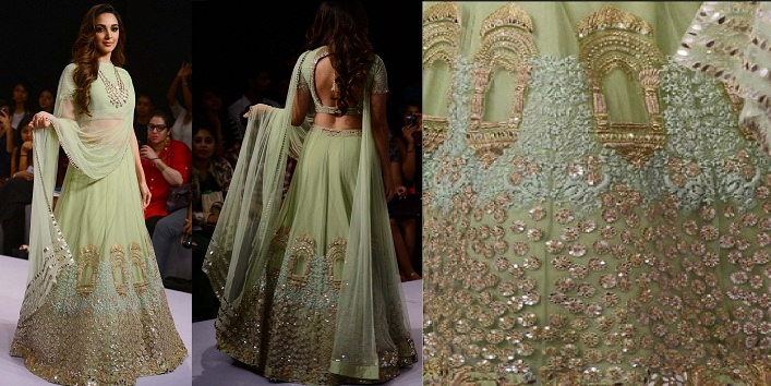 Bridal Trends For Indian Wedding3