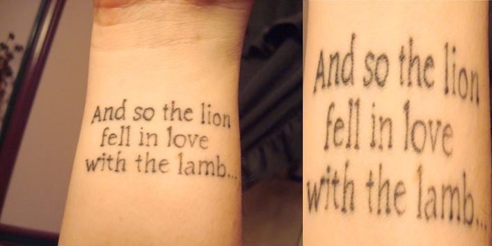 Wrist tattoo7