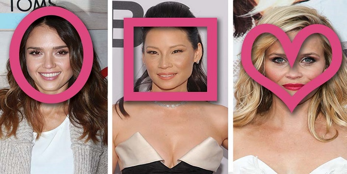 How To Choose The Perfect Haircut According To Your Face Shape