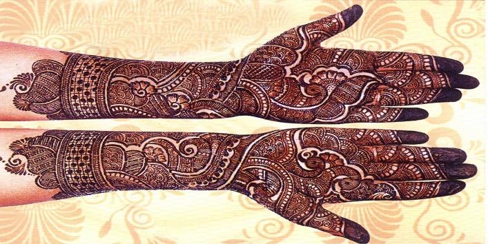 Bombay Style Mehndi Designs6