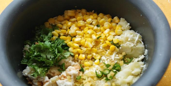 Paneer corn bites1