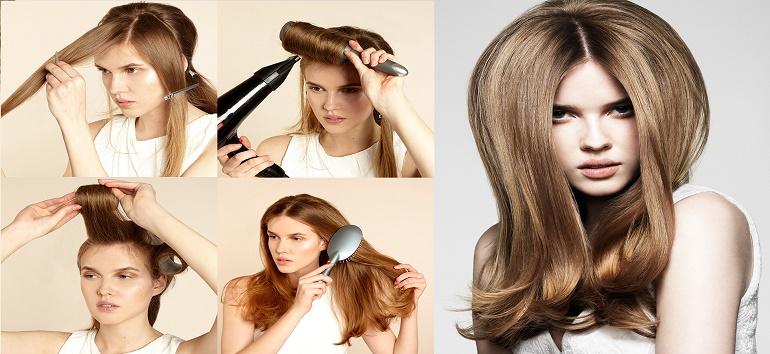 Volumizing Tips for Thin Hair1