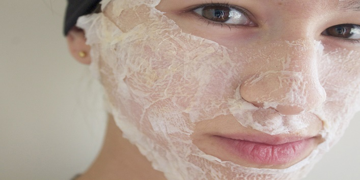 homemade Peel-Off Masks for Glowing Skin7