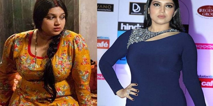 Bhumi Pednekar Weight Loss (5)