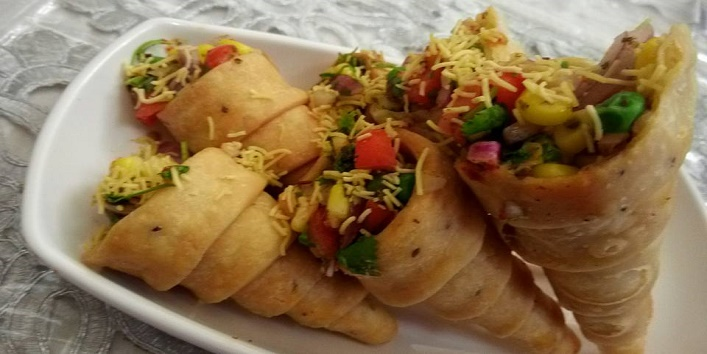 Cone Chaat 1