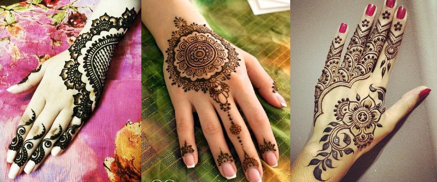 7 Floral Mehndi Designs For Beginners Khoobsurati
