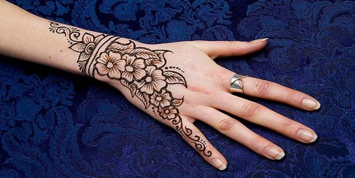 Floral Mehndi Designs2
