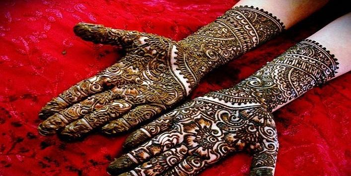 Floral Mehndi Designs5