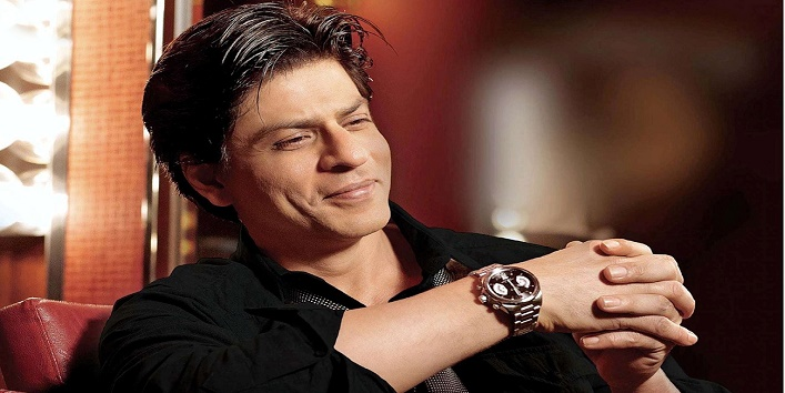 Indian film actor,Baadshah of Bollywood,King Khan,4