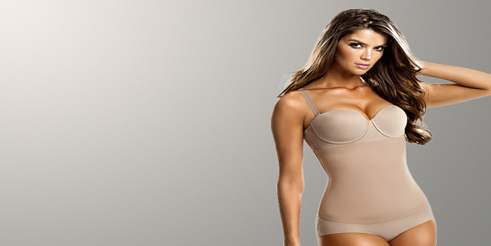 Wear a shapewear that accentuates your figure effectively.