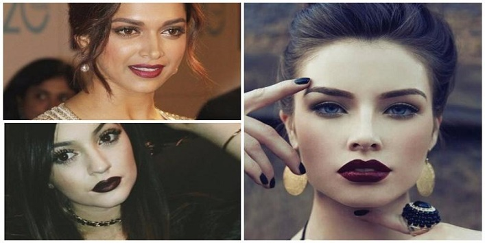 dark-lipstick-for-this-wedding-season-1