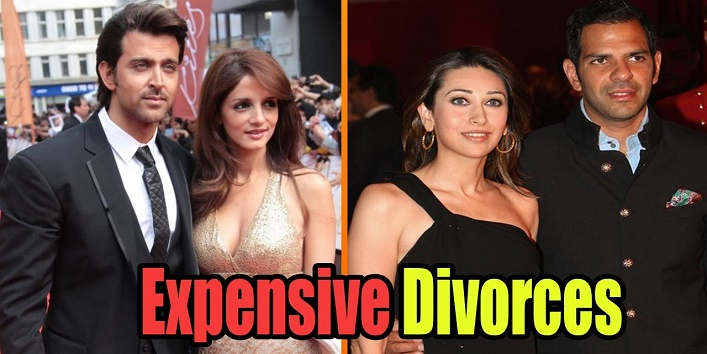 6 High-Priced Celebrity Divorce Settlements Till Now