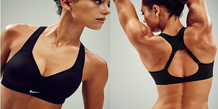 Choose right sports bra for workout