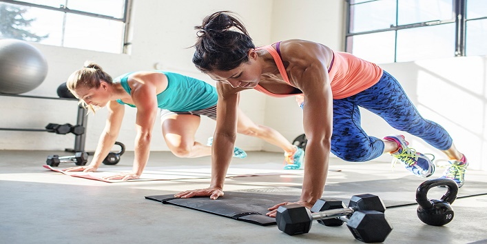 avoid heavy workout routine before wedding