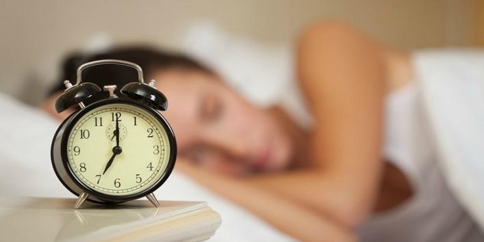 sleep early before wedding