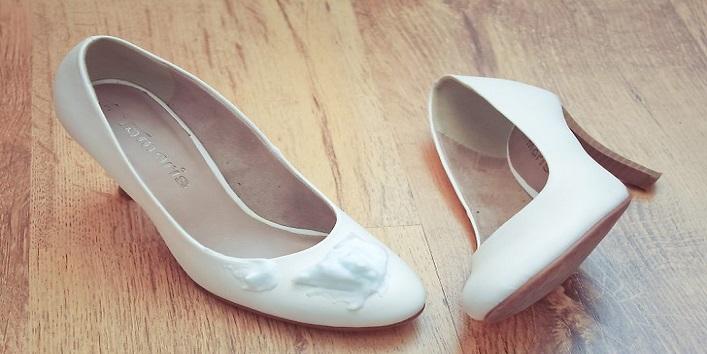 Clean your heels