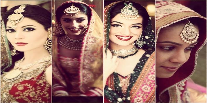 maang tikka for indian brides