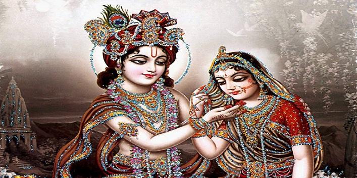 Radha-Krishna Story