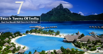 beach towns in india