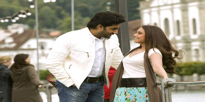 Rani-Mukherjee-and-Abhishek-Bachchan
