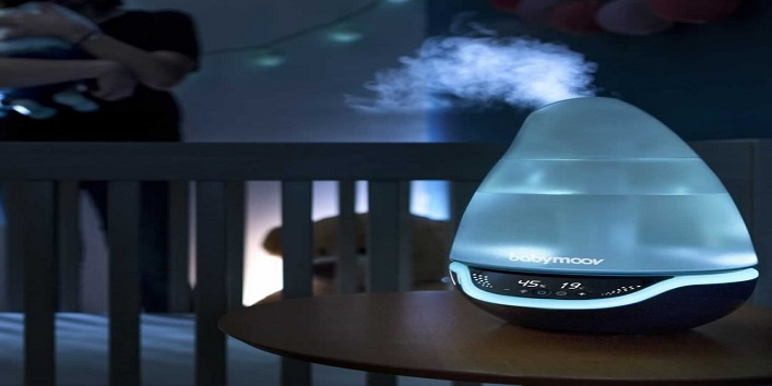 Install humidifier in your house
