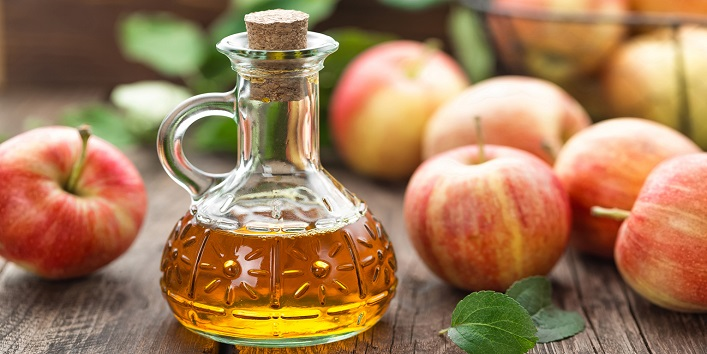Apple cider vinegar for flawless skin