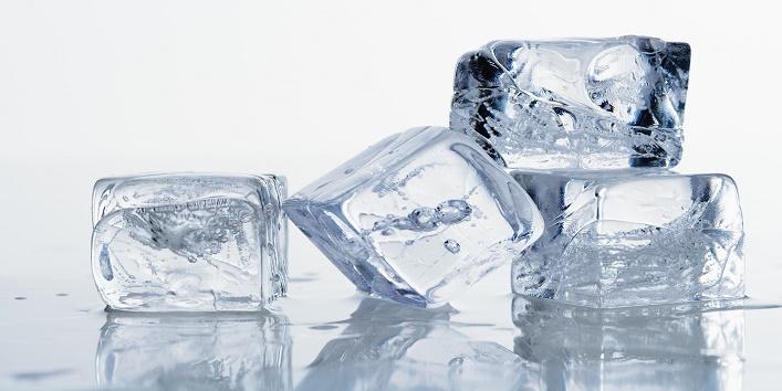Ice-for-skin-tightening
