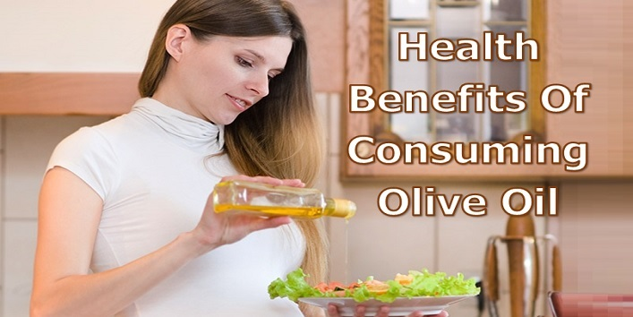 health benefits of consuming olive oil