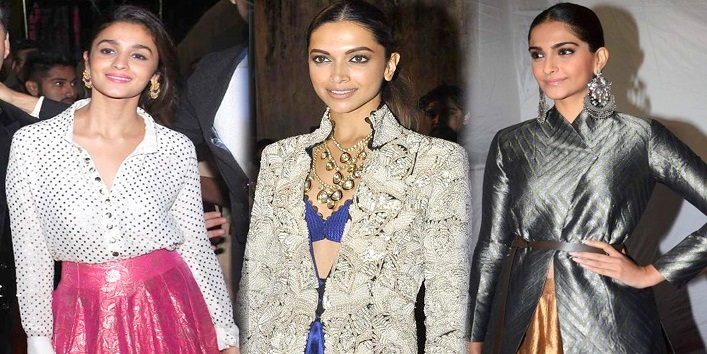 Bollywood Divas Who Amused Everyone with Their Chic Look
