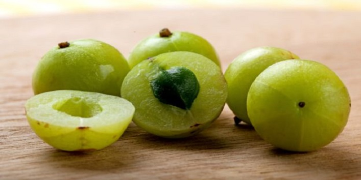 Amla to boost melanin production