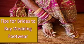 Tips for Brides to Buy Wedding Footwear