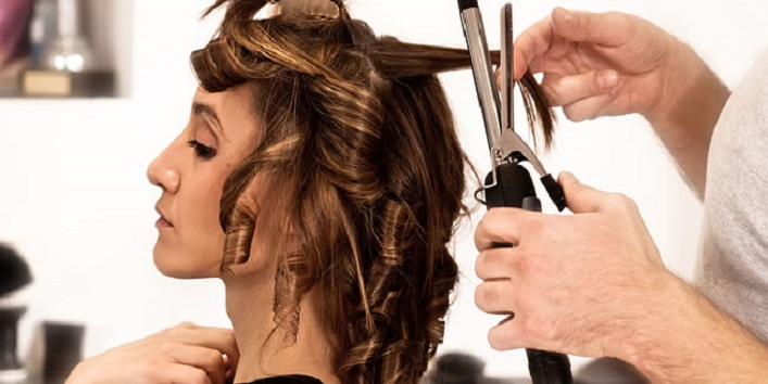 Avoid using hair styling tools
