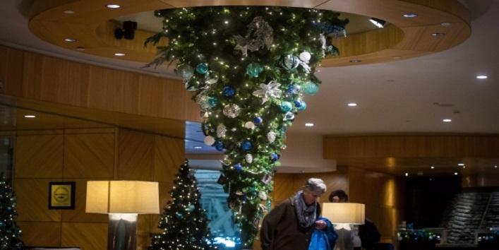 Ceiling tree