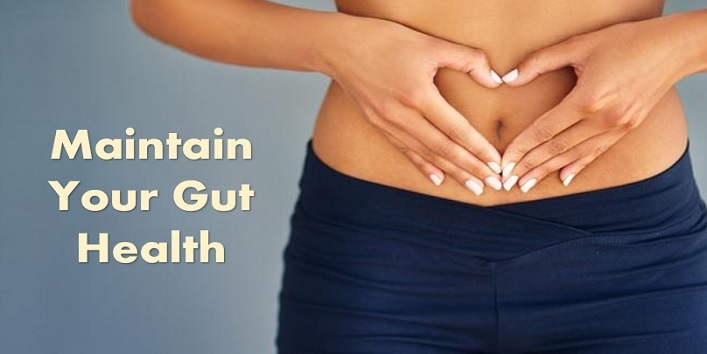 Maintain Your Gut Health
