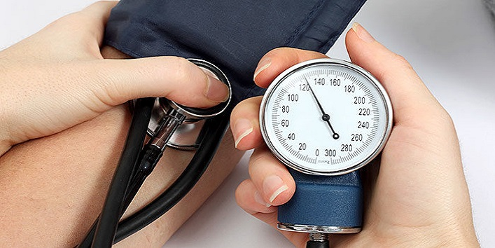Keeps blood pressure under control