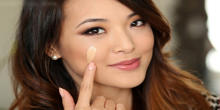 Opt for yellow-colored foundation