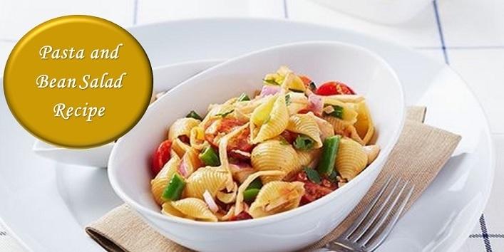 Pasta and Bean Salad Recipe