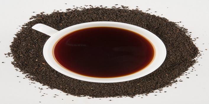 Black tea for gorgeous locks