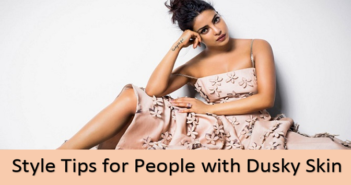 style tips for people with dusky skin