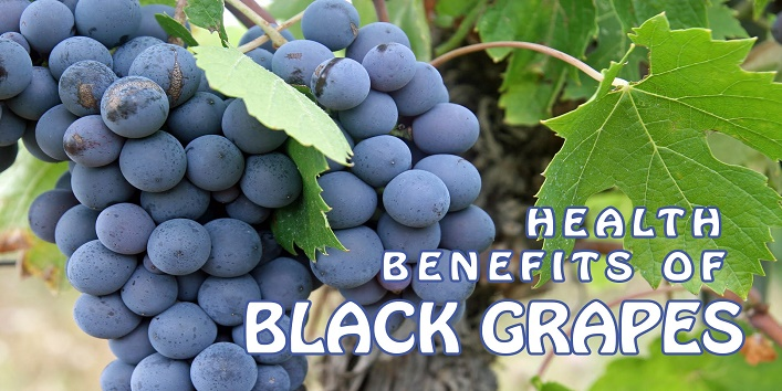 Health Benefits of Black Grapes