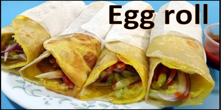 egg roll recipe